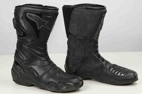 The 2012 Alpinestars SMX Plus Gore-Tex boots