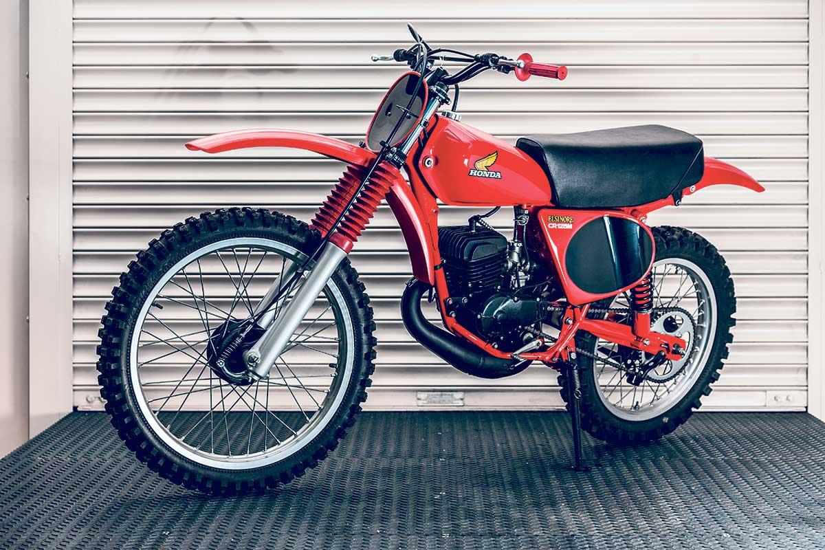 The Honda CR125M changed the game for crossers