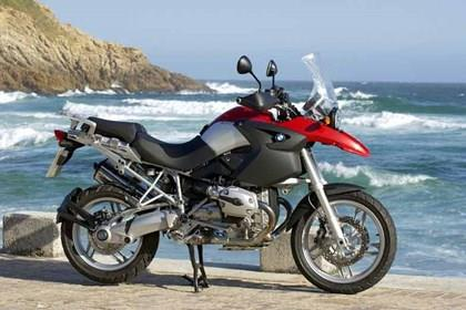 The BMW R1200GS