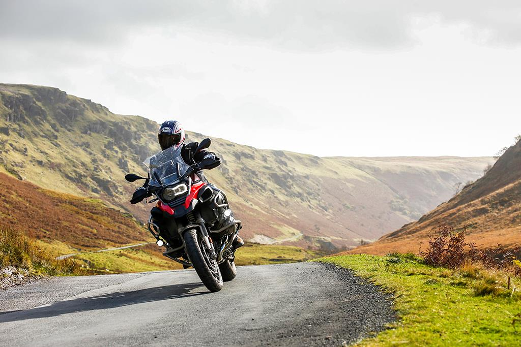 The 2018 BMW R1200GS Adventure