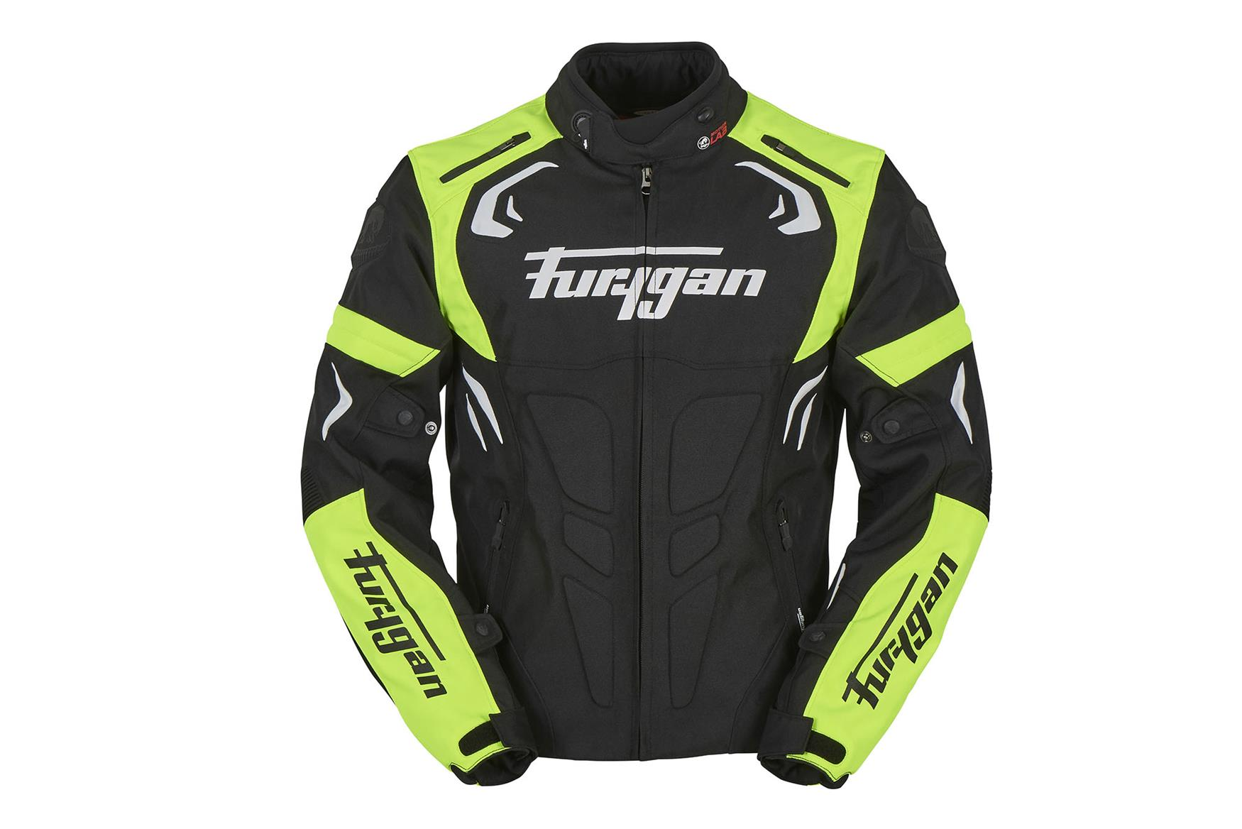 A new colour option for the Furygan Blast textile jacket