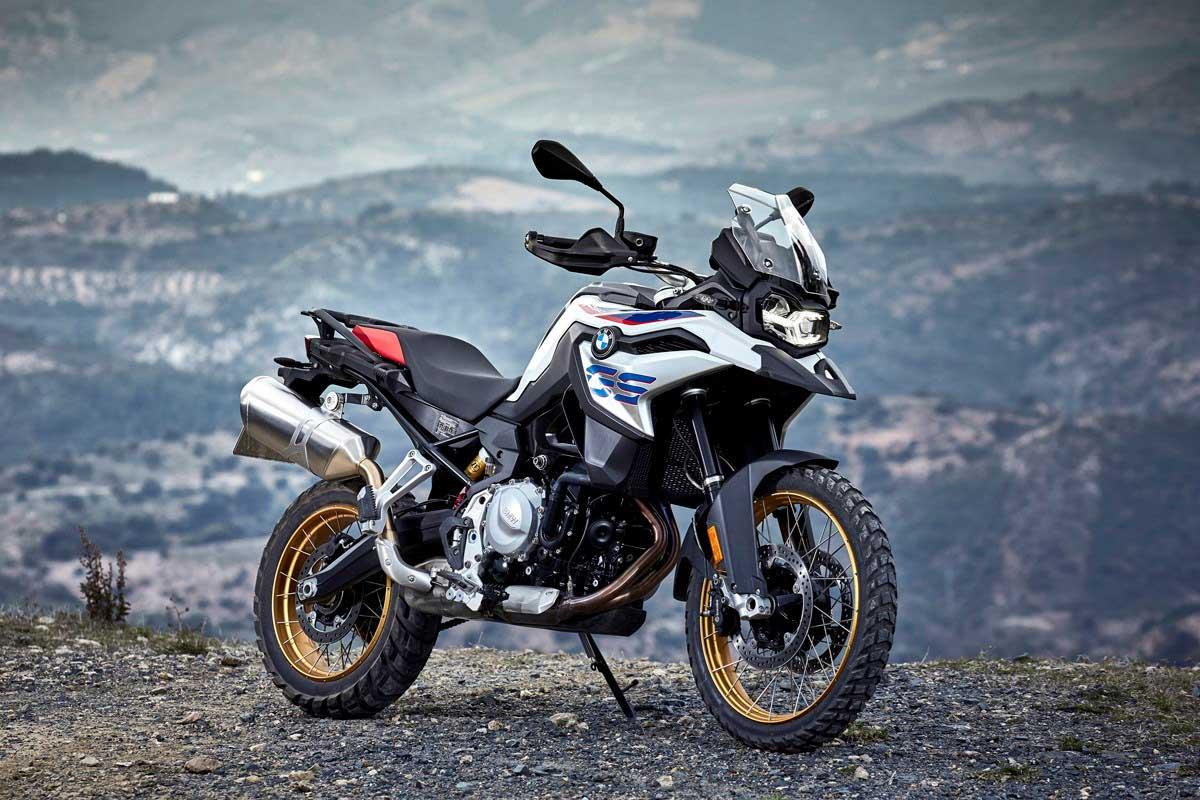 The 2018 BMW F850GS