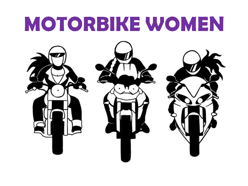 The Motorbike Women group started in 2016