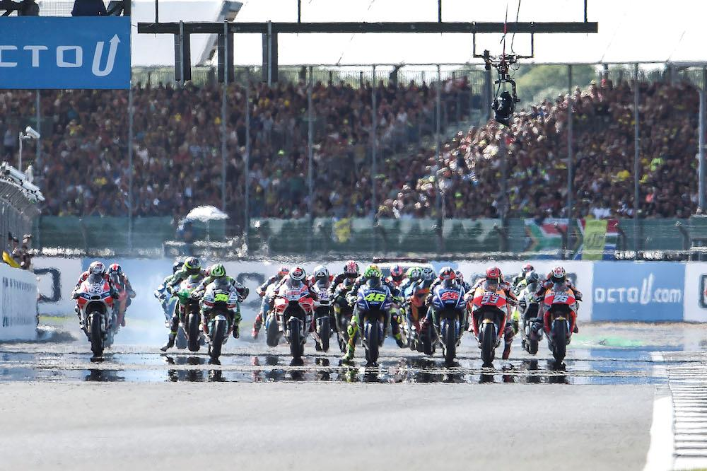 MotoGP: British GP canceled after track deemed 'too unsafe'