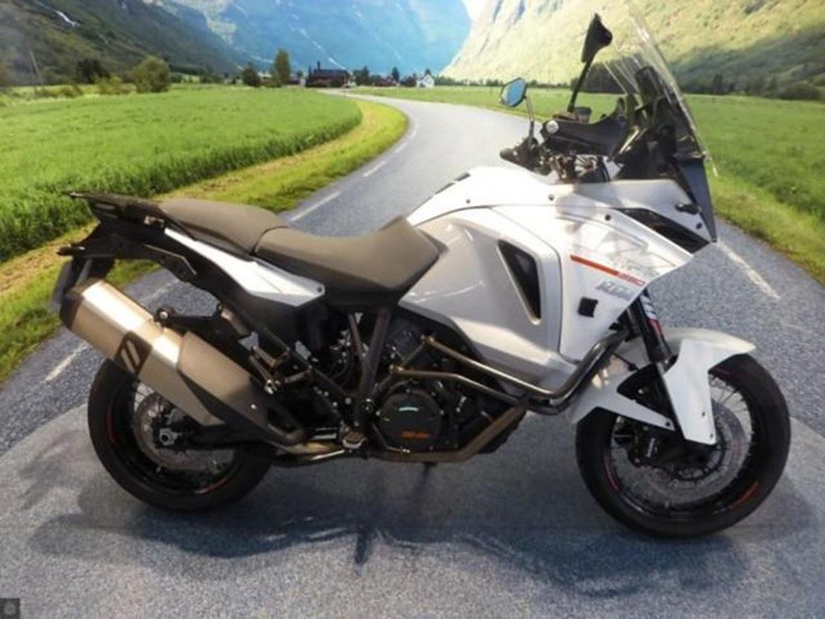 KTM 1290 Super Adventure for sale