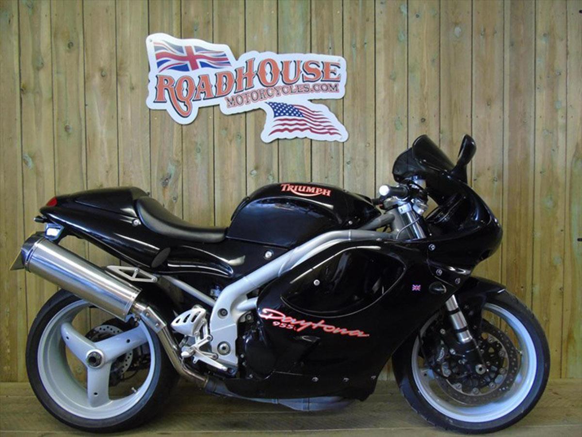 Triumph Daytona 955i for sale