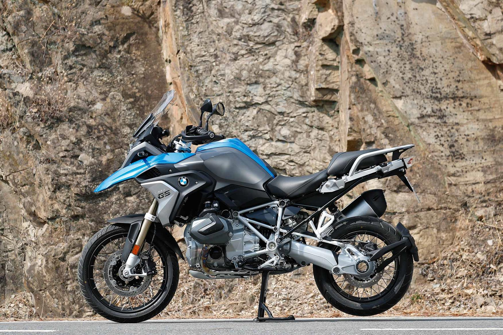 bmw r1250gs 2019 on review speed specs prices mcn. Black Bedroom Furniture Sets. Home Design Ideas