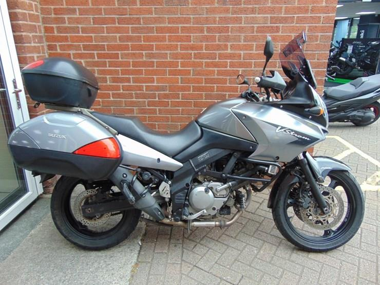 Suzuki DL650 for sale