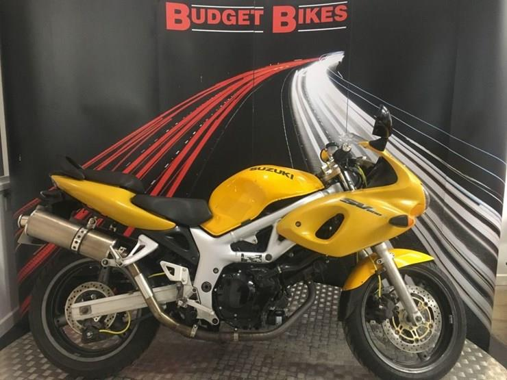 1999 Suzuki SV650 for sale