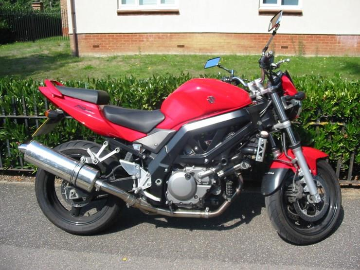 2003 SV650 for sale