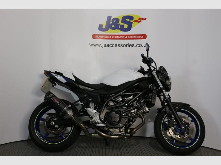 2016 Suzuki SV650 for sale