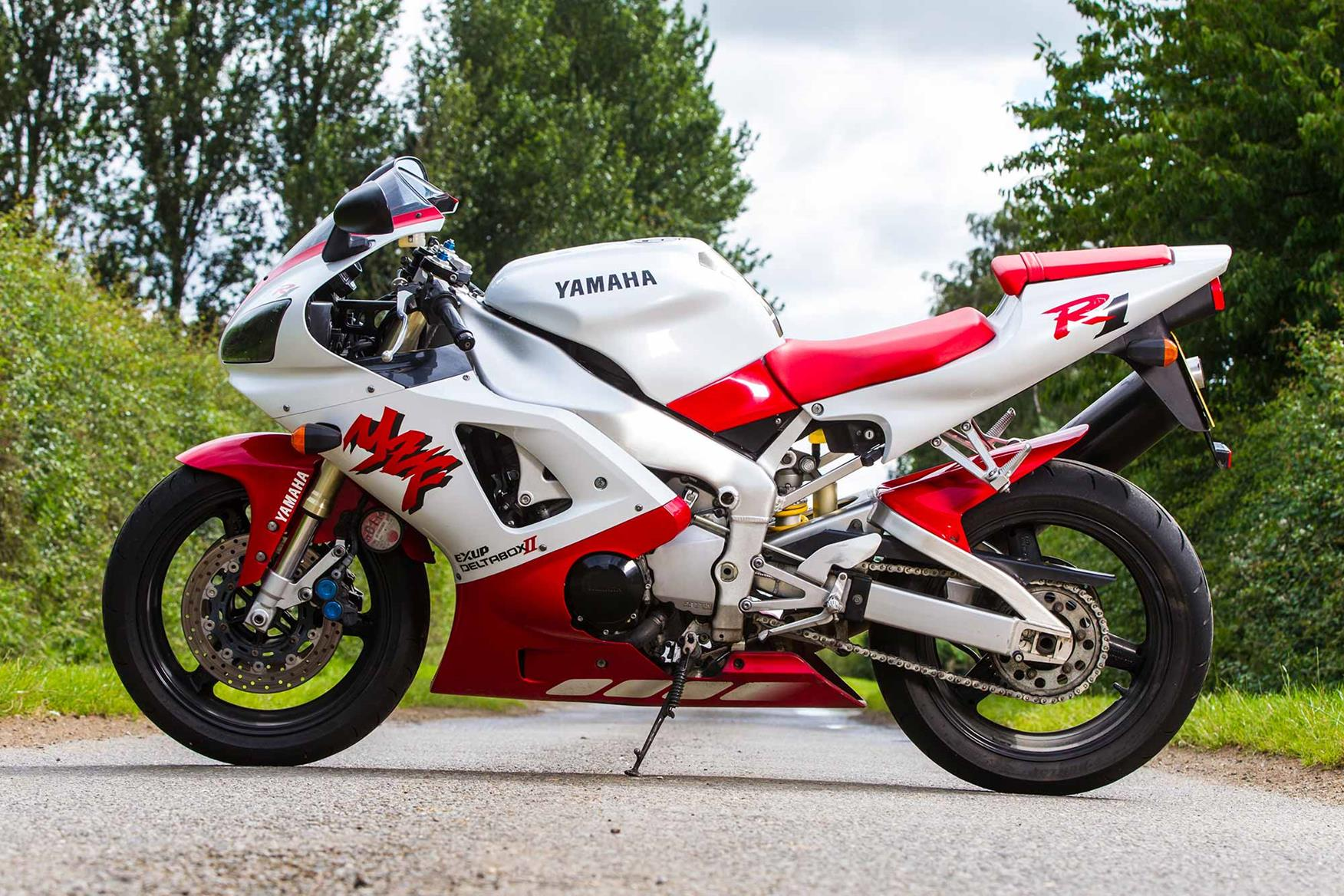 The original - and some would say best - Yamaha R1