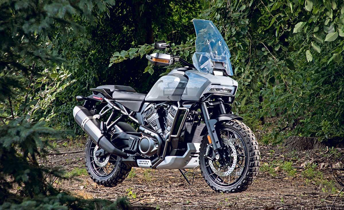Harley-Davidson Pan America adventure bike unveiled in July 2018