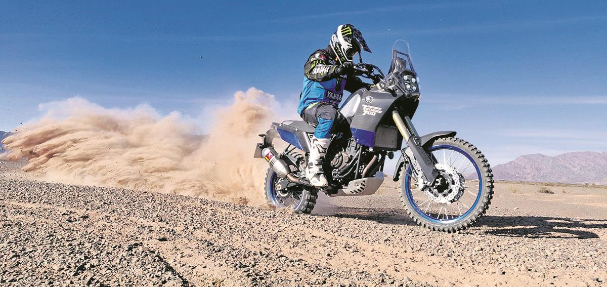 Yamaha to unveil Tenere 700 World Raid before the end of 2018