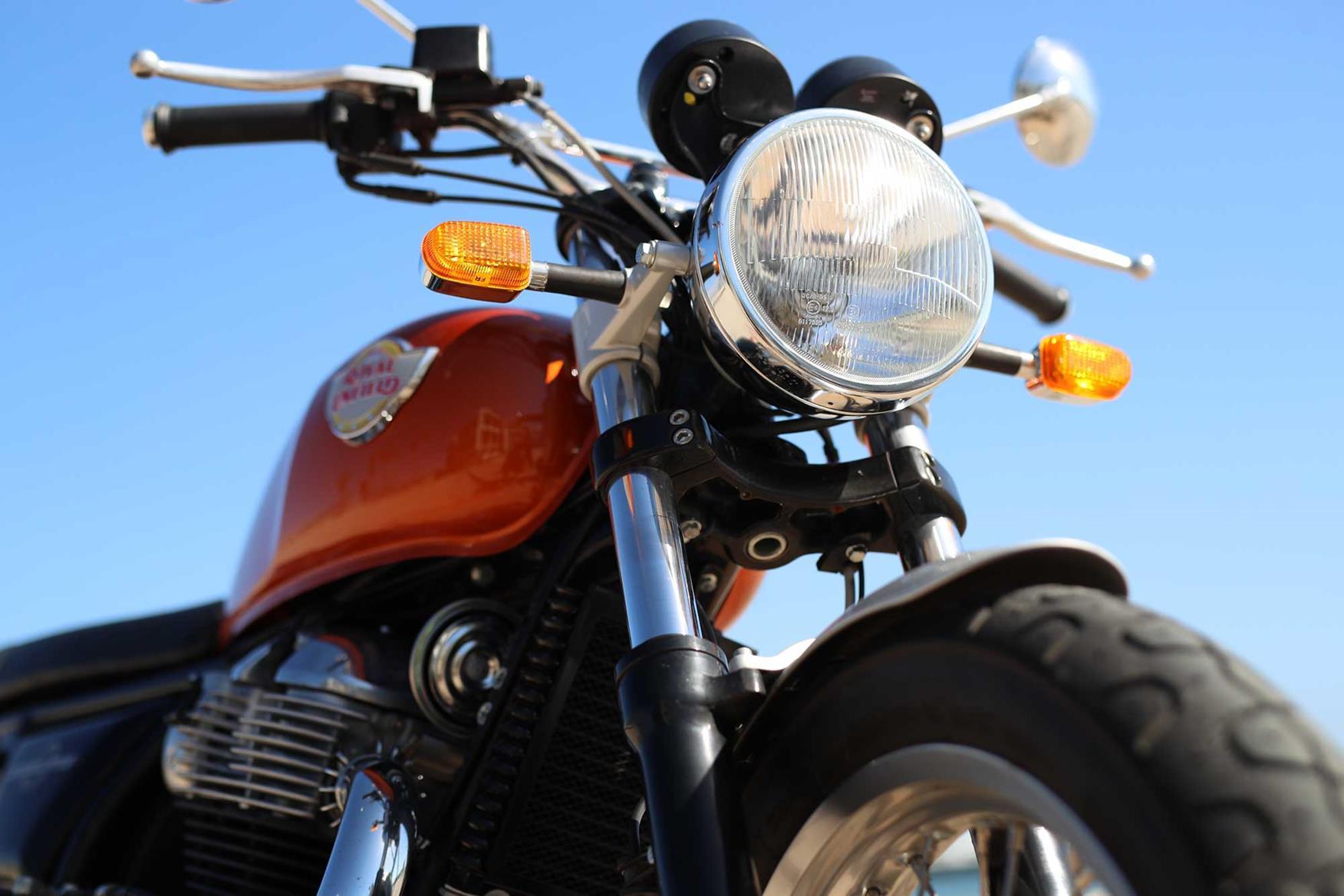 Motorcycle Dealer Near Me >> ROYAL ENFIELD INTERCEPTOR 650 (2018-on) Motorcycle Review ...