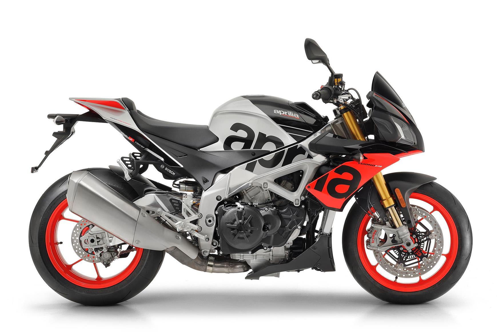 2019 Aprilia Tuono V4 1100 Factory right side