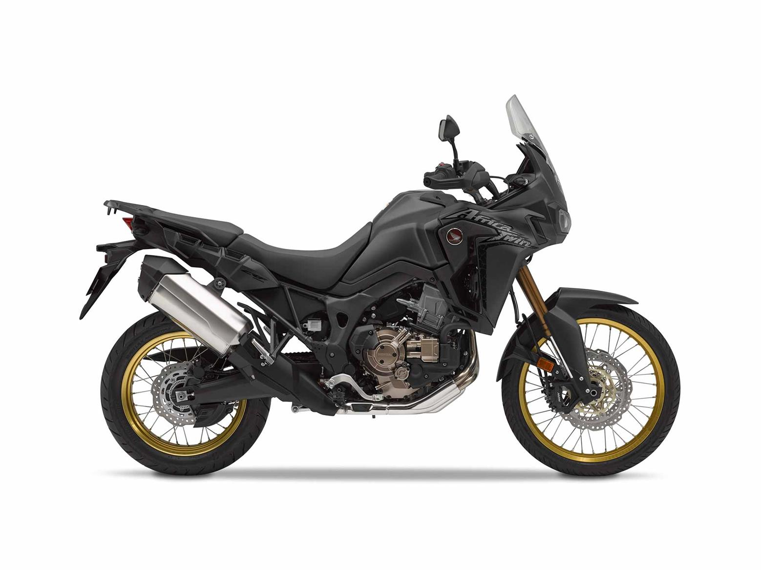 The Honda Africa Twin