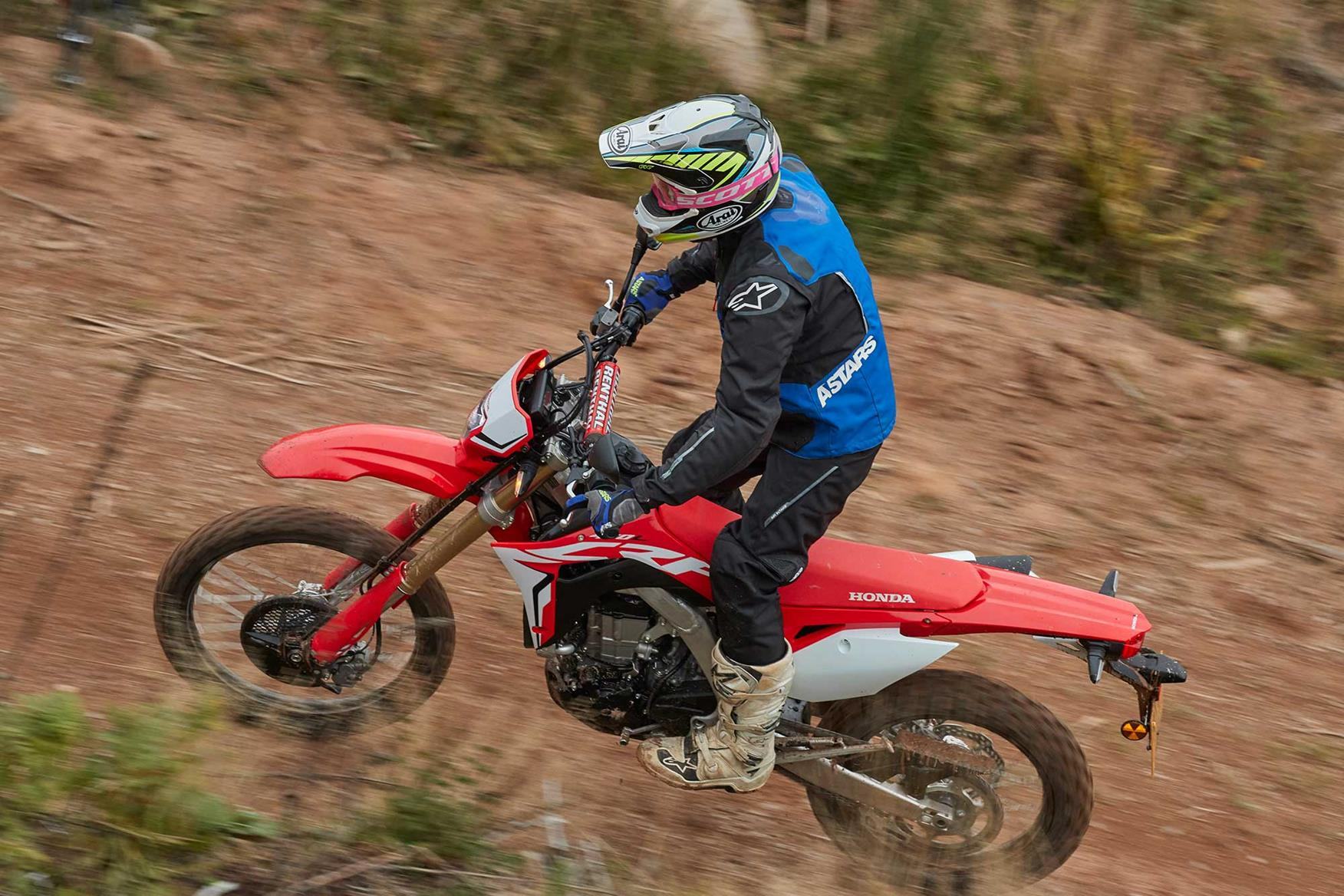 Honda Crf450l 2019 On Review Speed Specs Prices Mcn