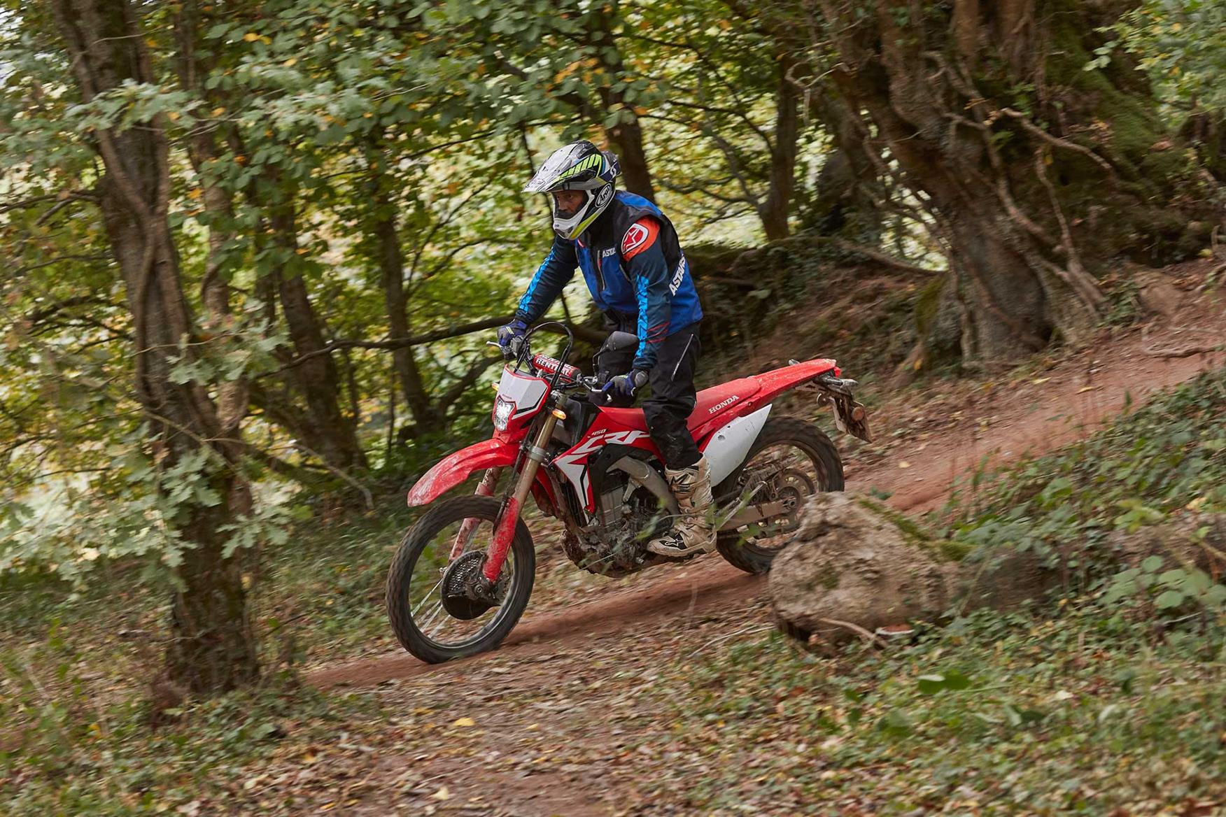 HONDA CRF450L (2019-on) Review | Speed, Specs & Prices | MCN
