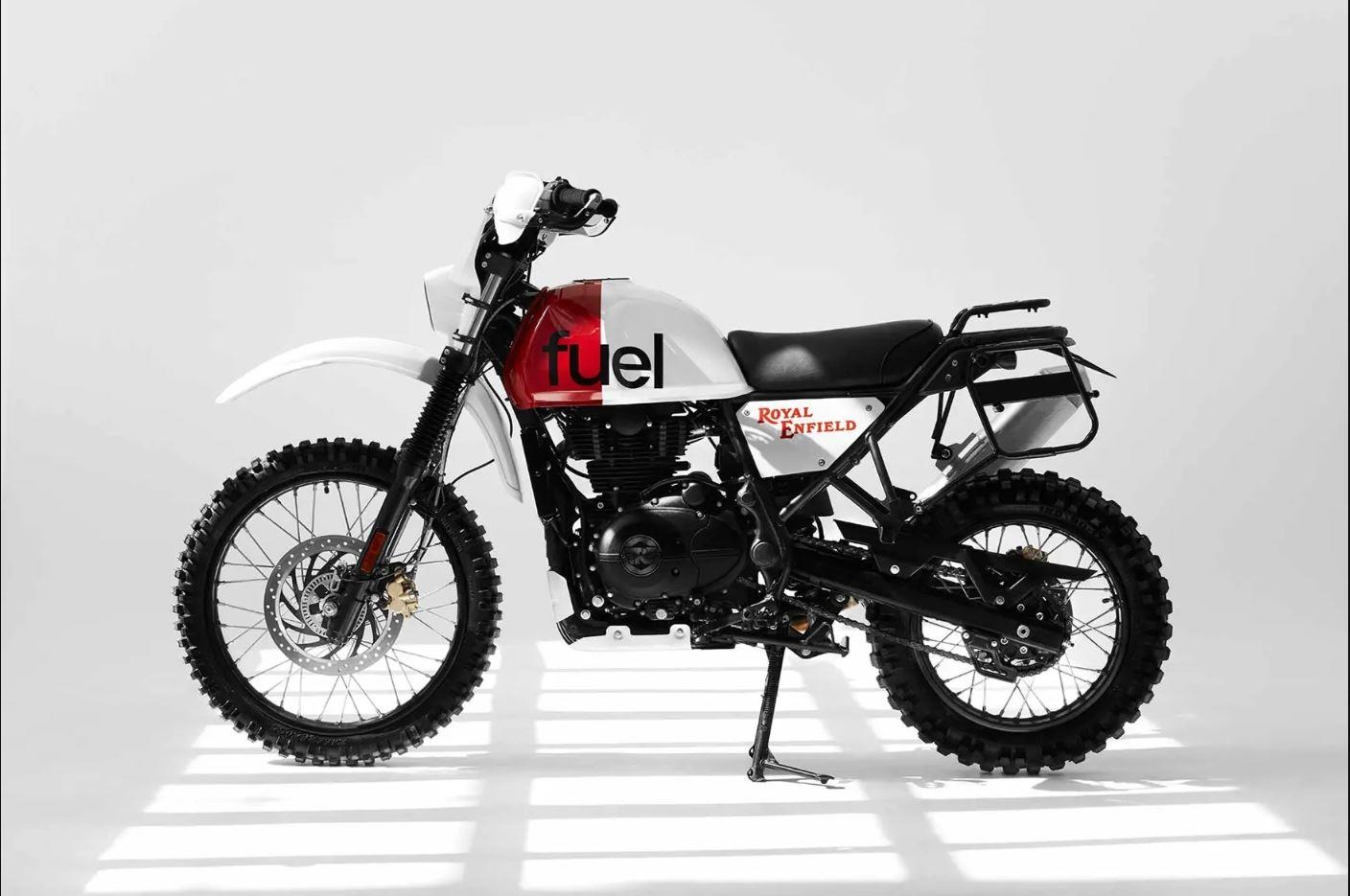 Fuel Royal Enfield Himalayan