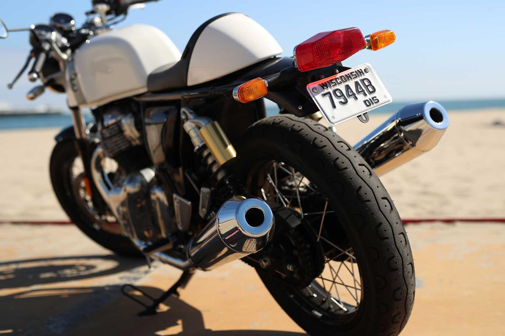 Enfield Continental Gt 2018 On Review Specs Prices Mcn