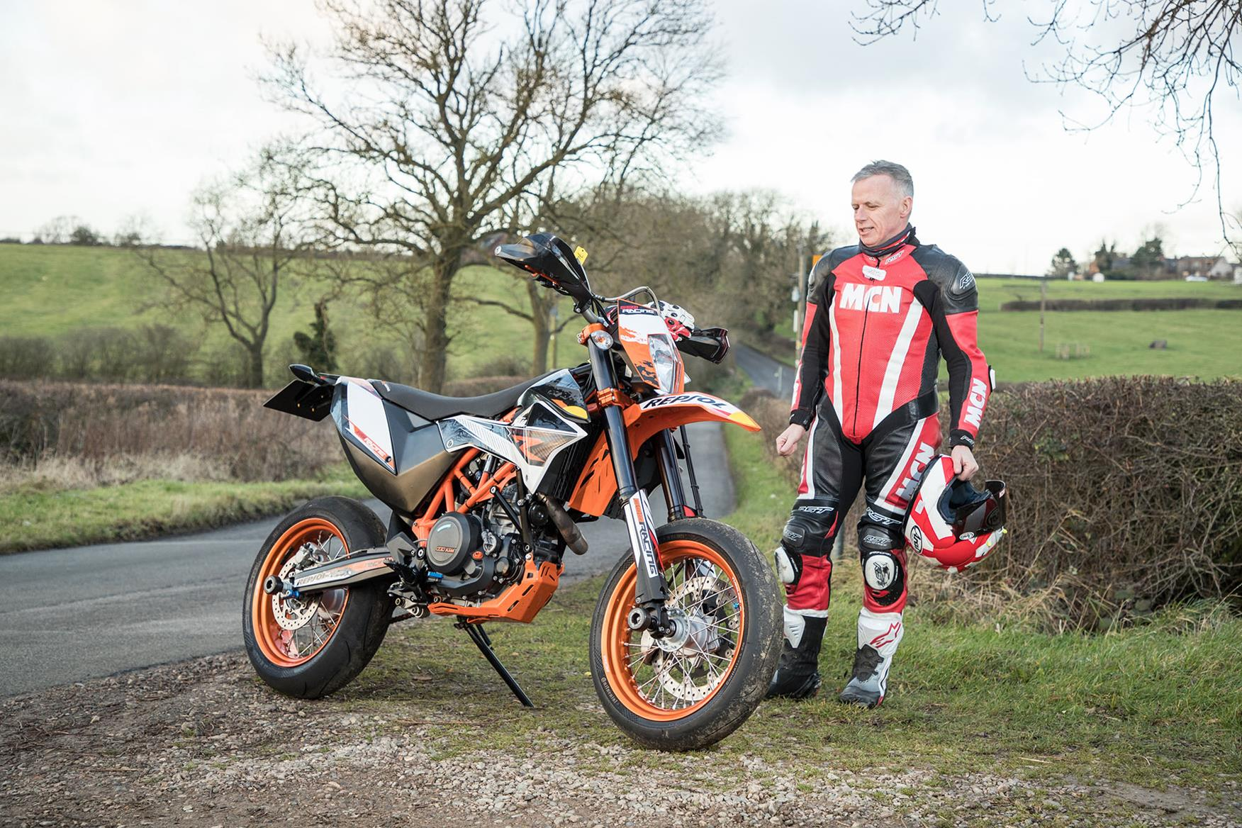 KTM 690 SMC R can't fail to excite
