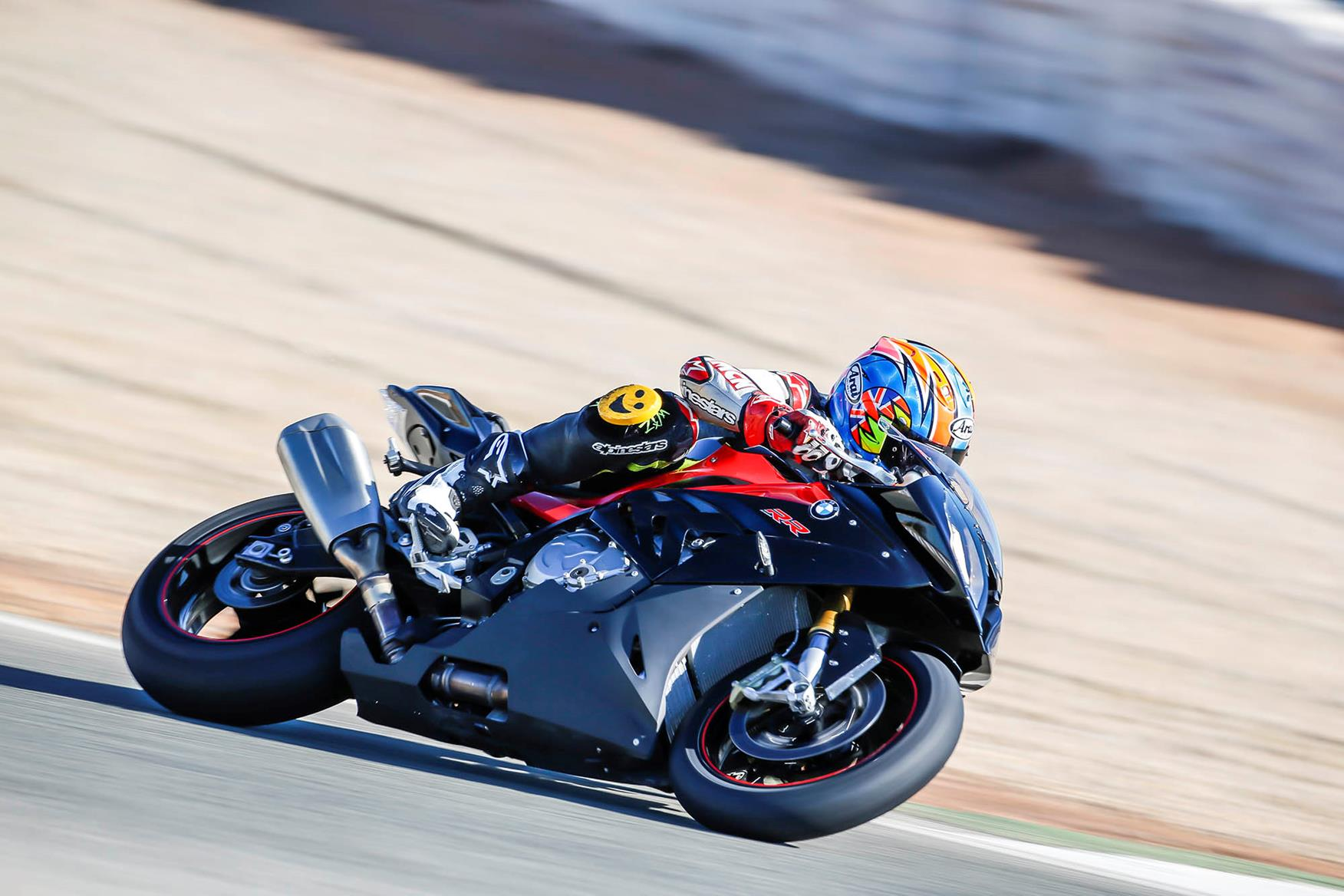Michael Neeves on track with Michelin Power RS tyres