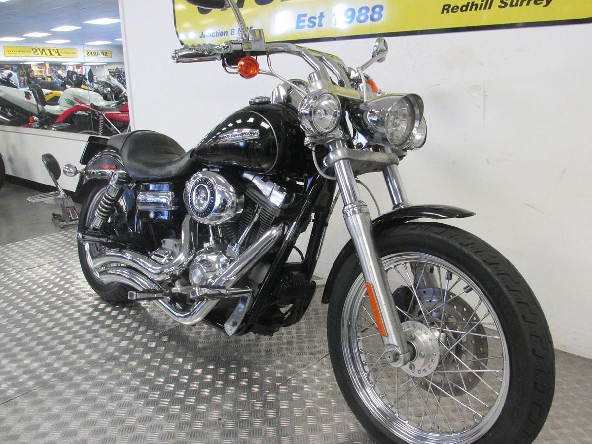 Harley-Davidson Super Glide for sale