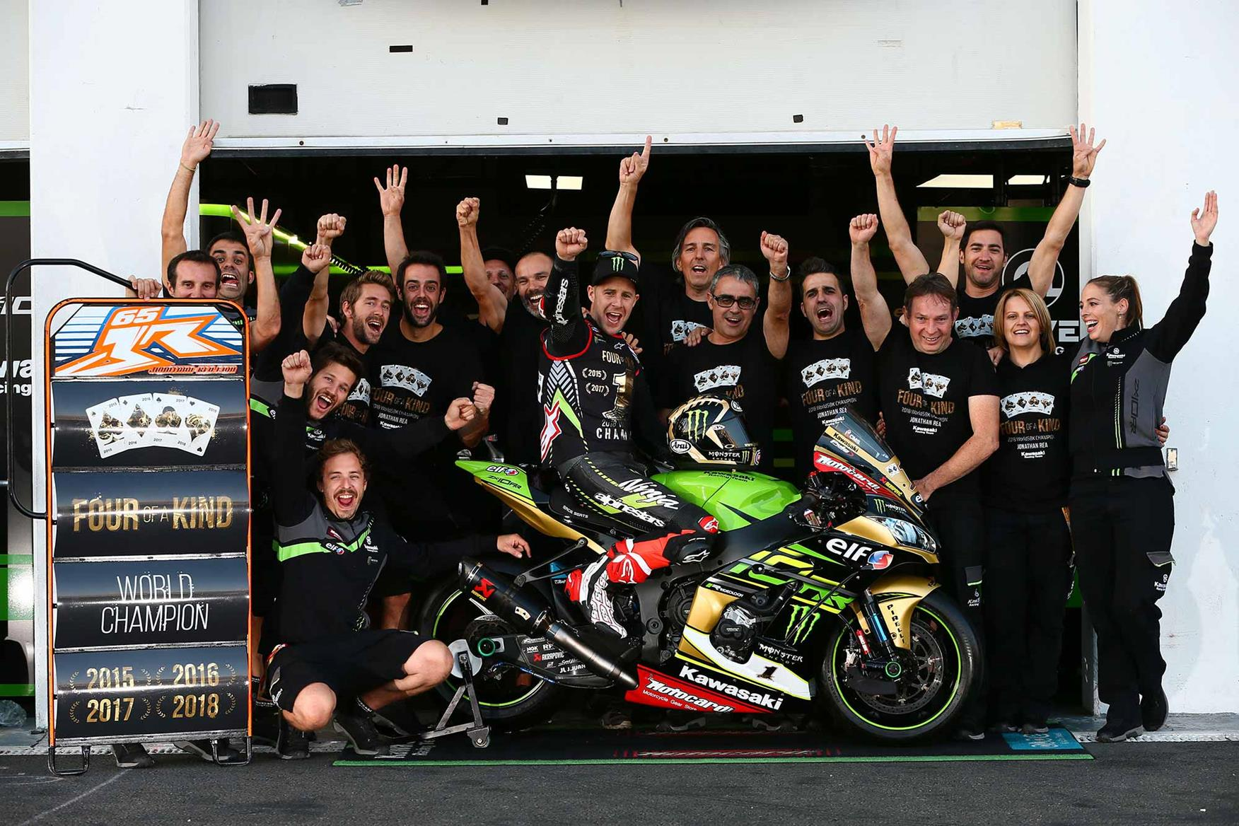 Rea becomes the most successful WSB rider of all time