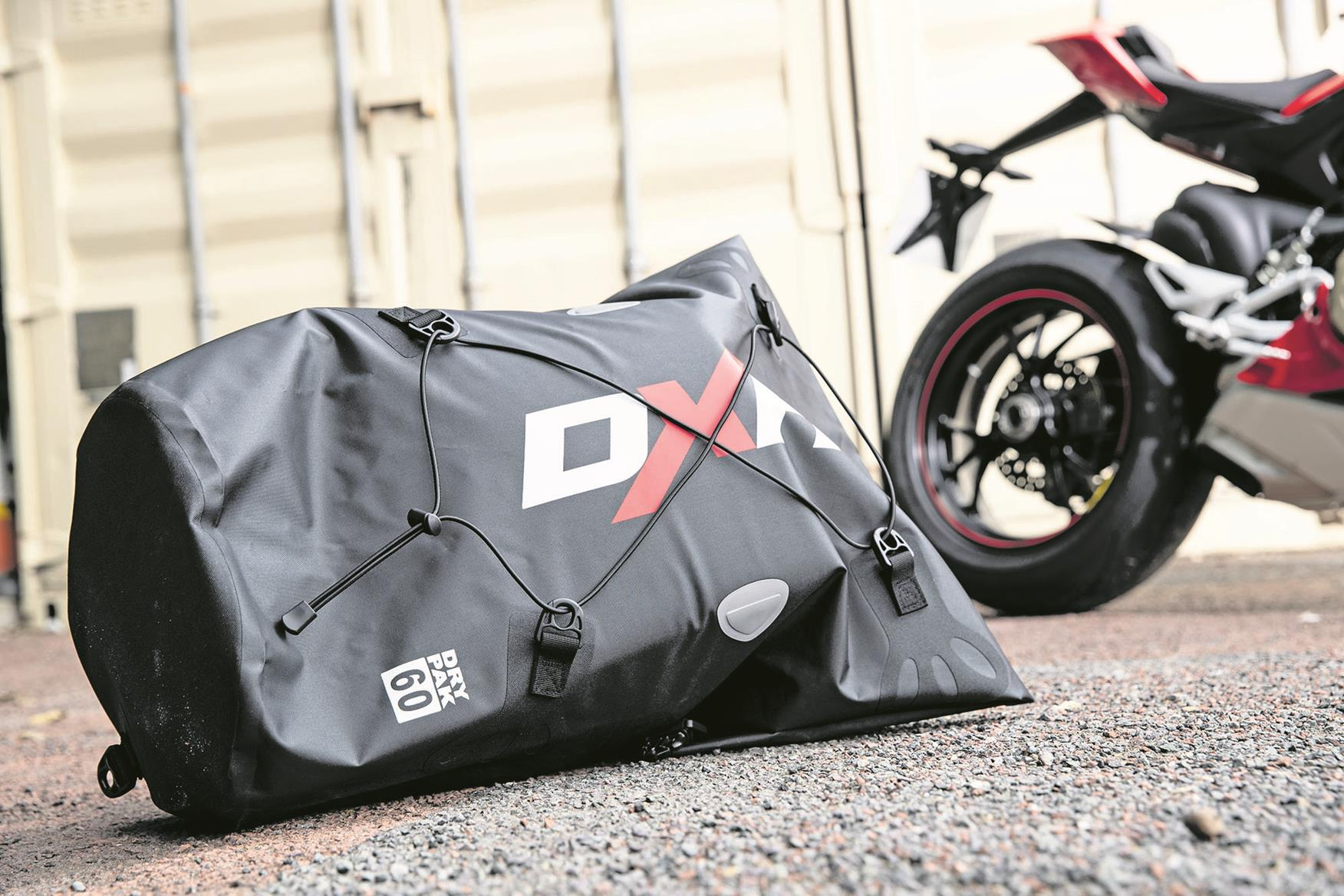 DXR Over-Sea 60-litre roll bag