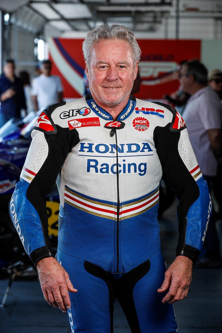 Wayne Gardner is coming to the London show in February 2019