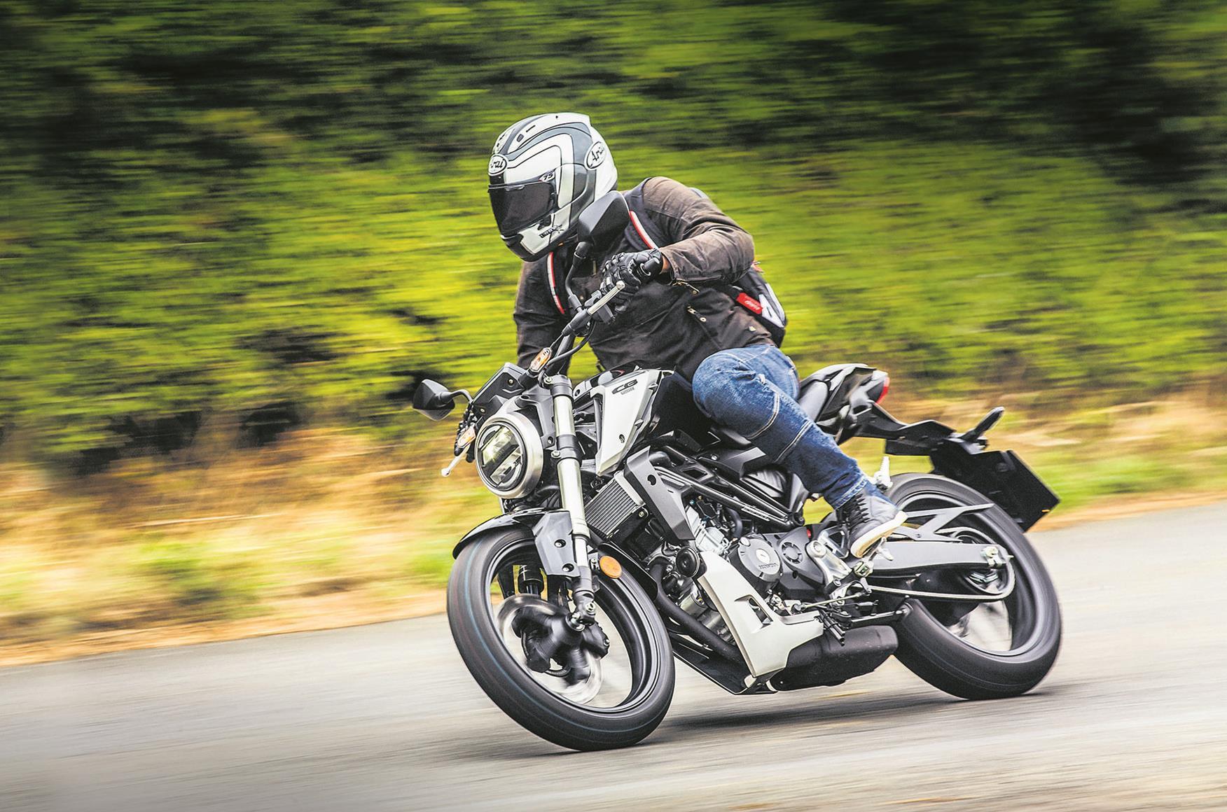 Honda CB125R