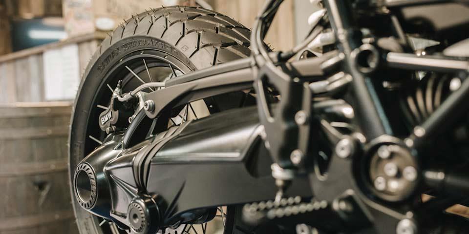 Bridgestone Battlax Adventurecross Scrambler AX41S