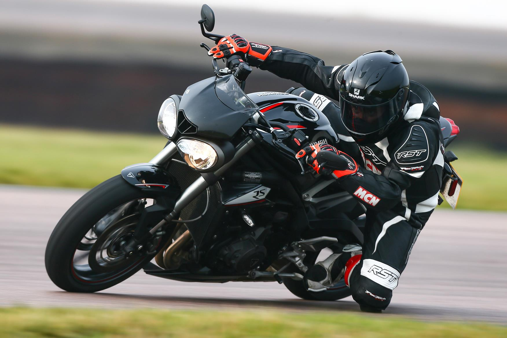 MCN Photographer Joe Dick on his Triumph Street Triple RS