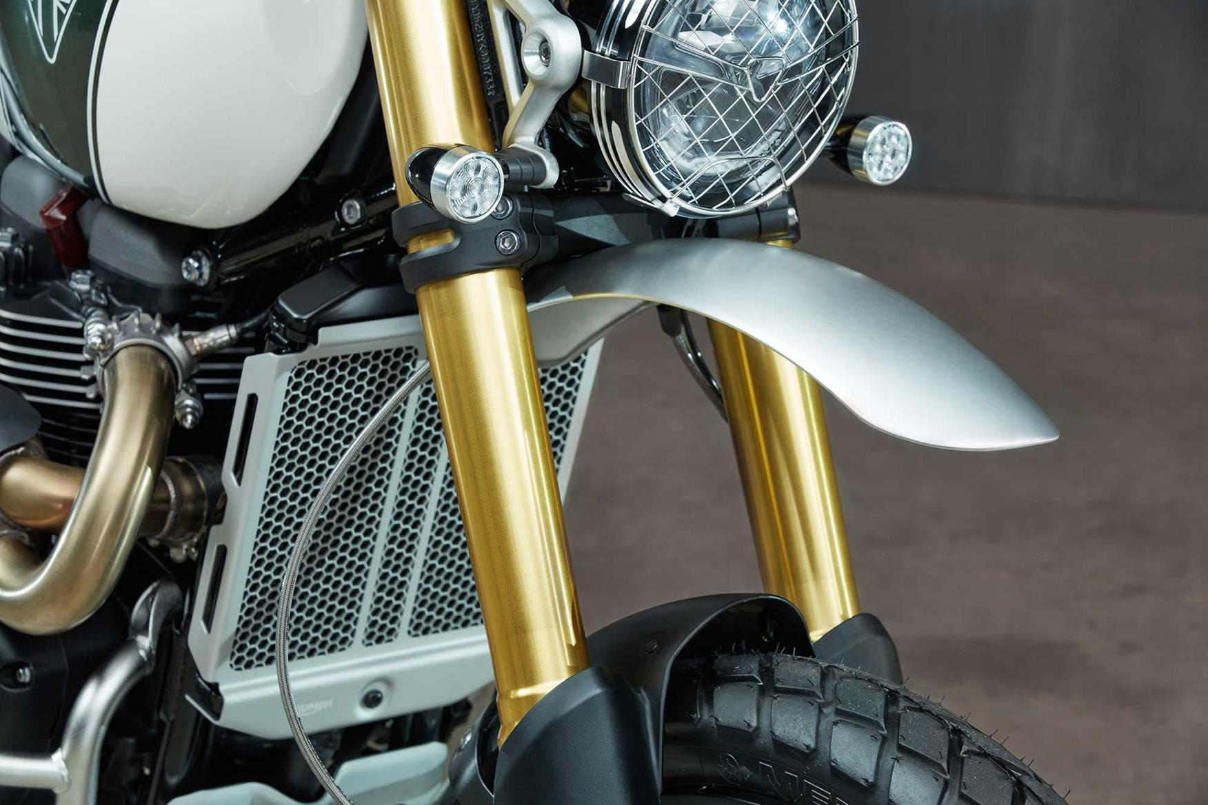 Triumph Scrambler 1200 2019 On Review