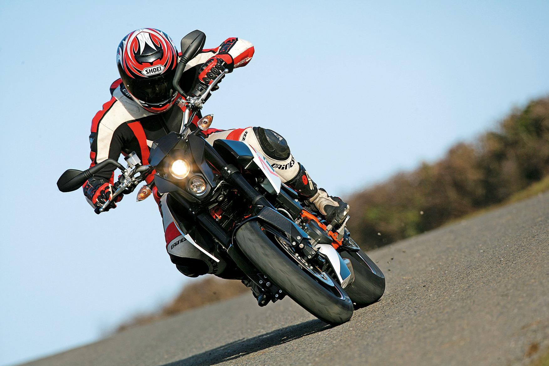 KTM 690 Duke R 2010