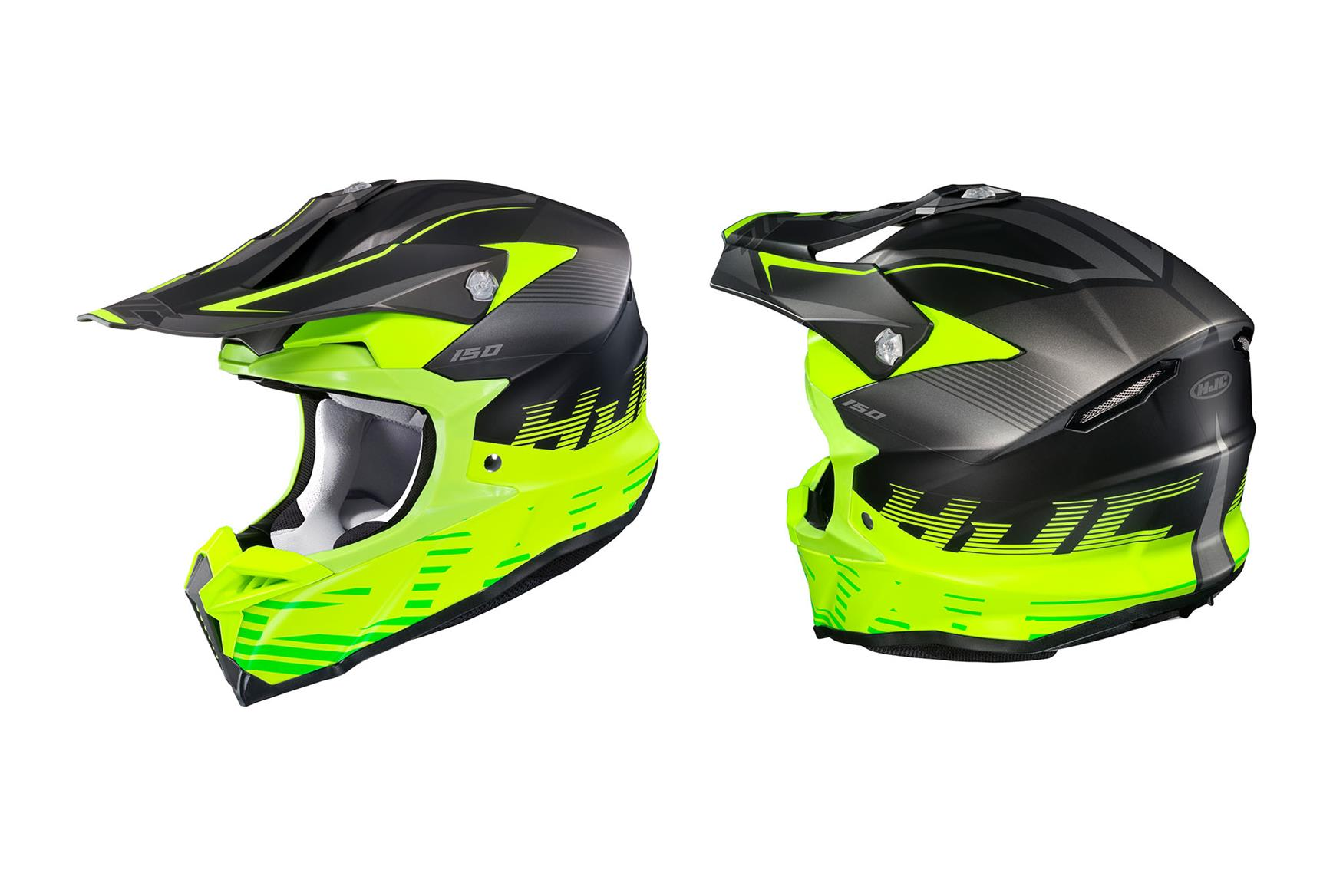 HJC i50 motocross helmet