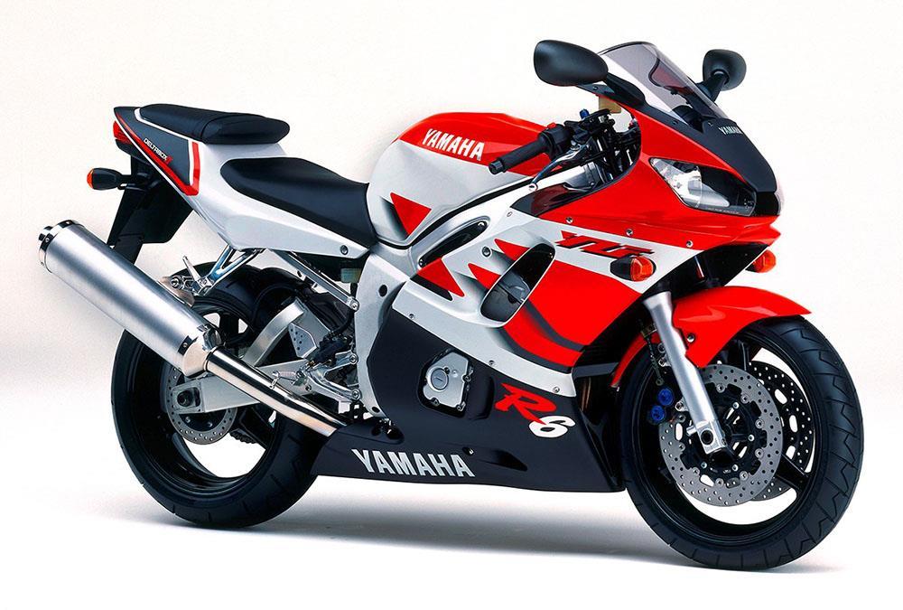 Original 1998 Yamaha R6
