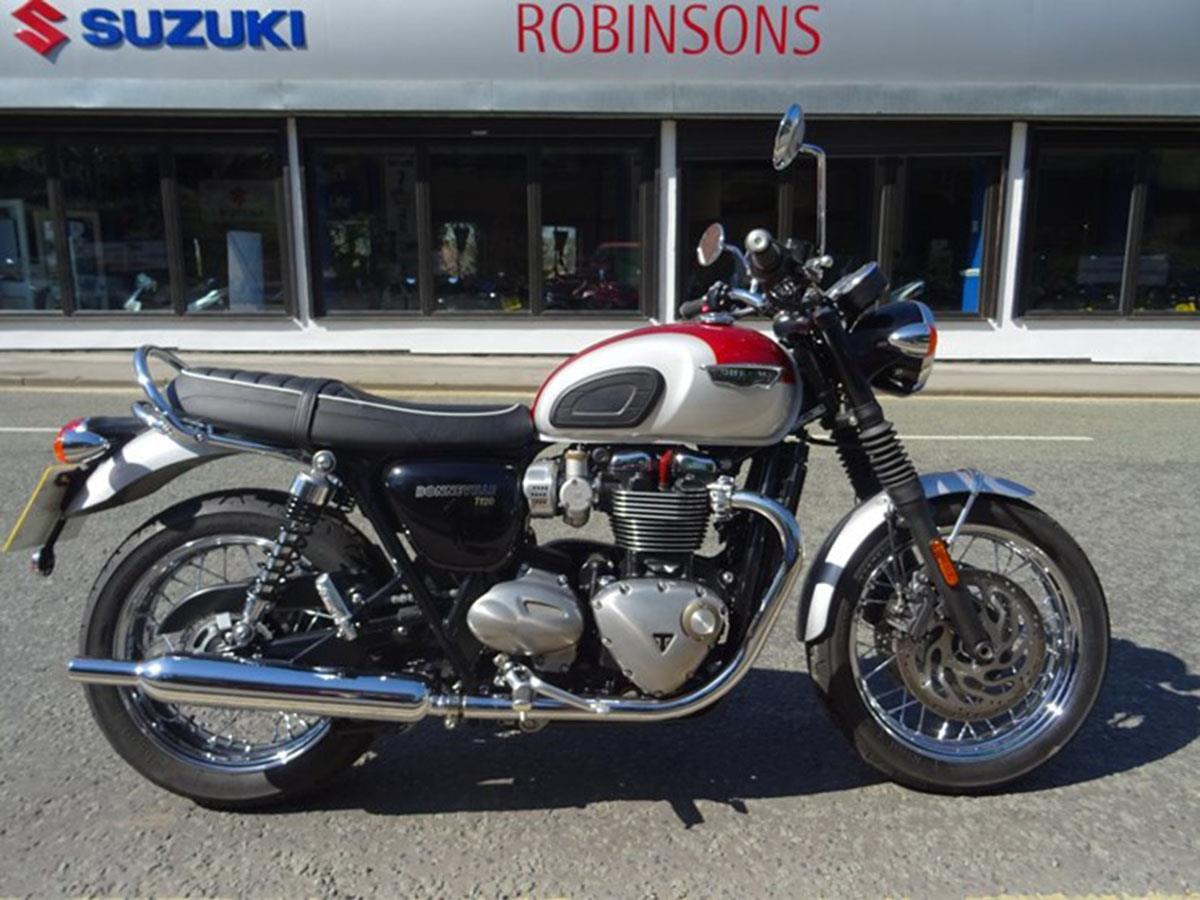 Triumph Bonneville T120 for sale