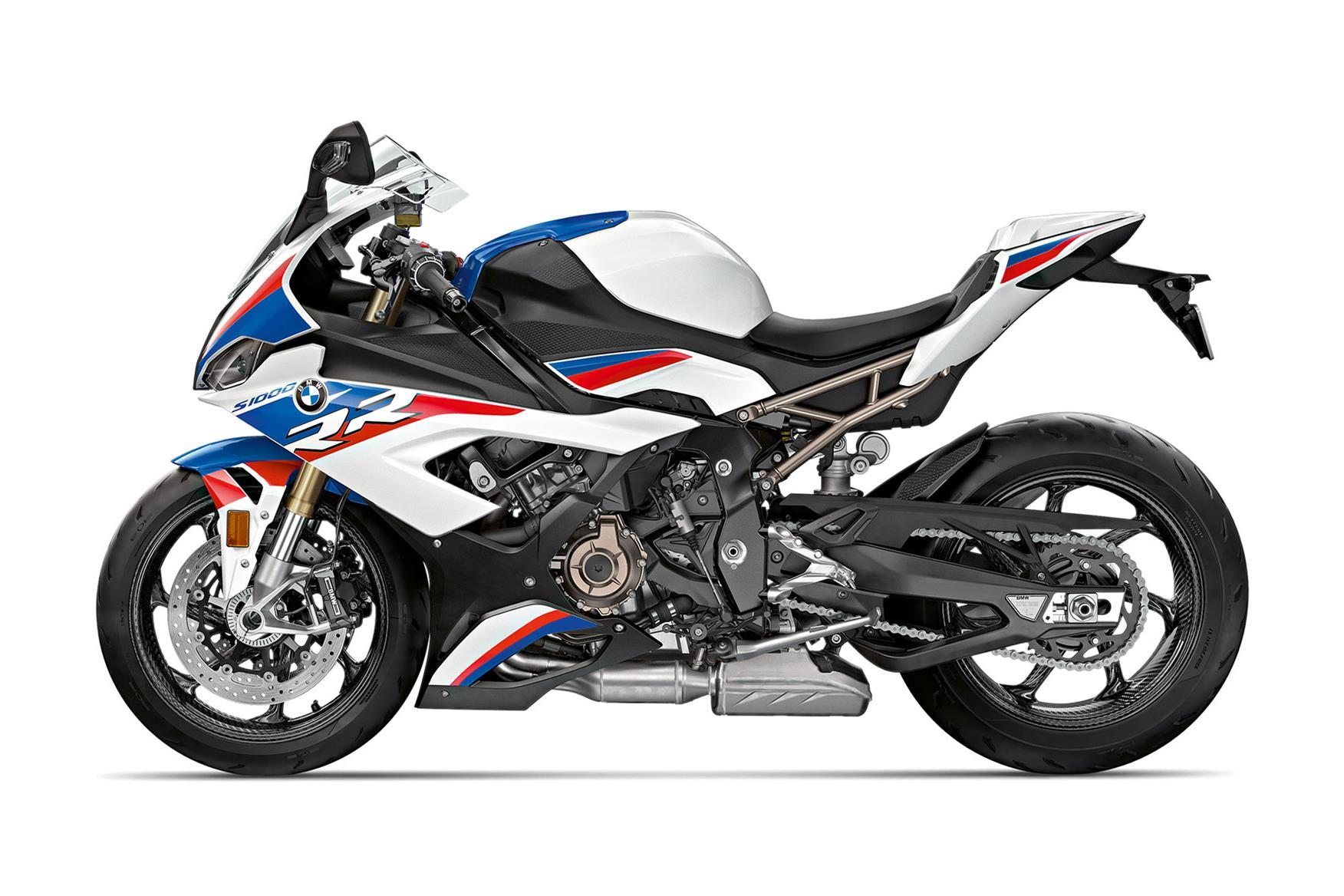 2019 BMW S1000RR superbike review