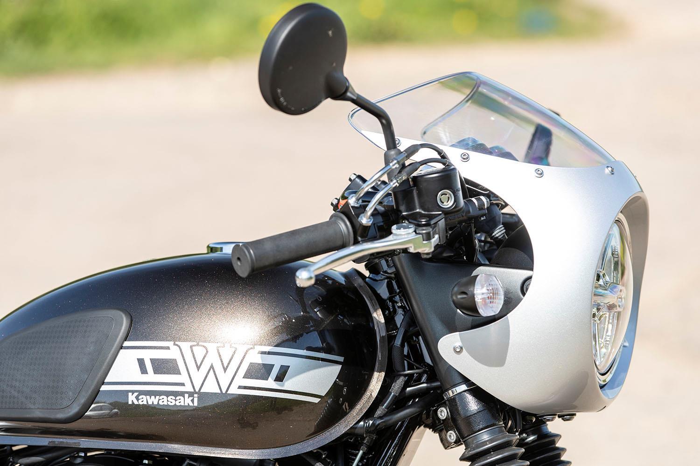 Kawasaki W800 fairing