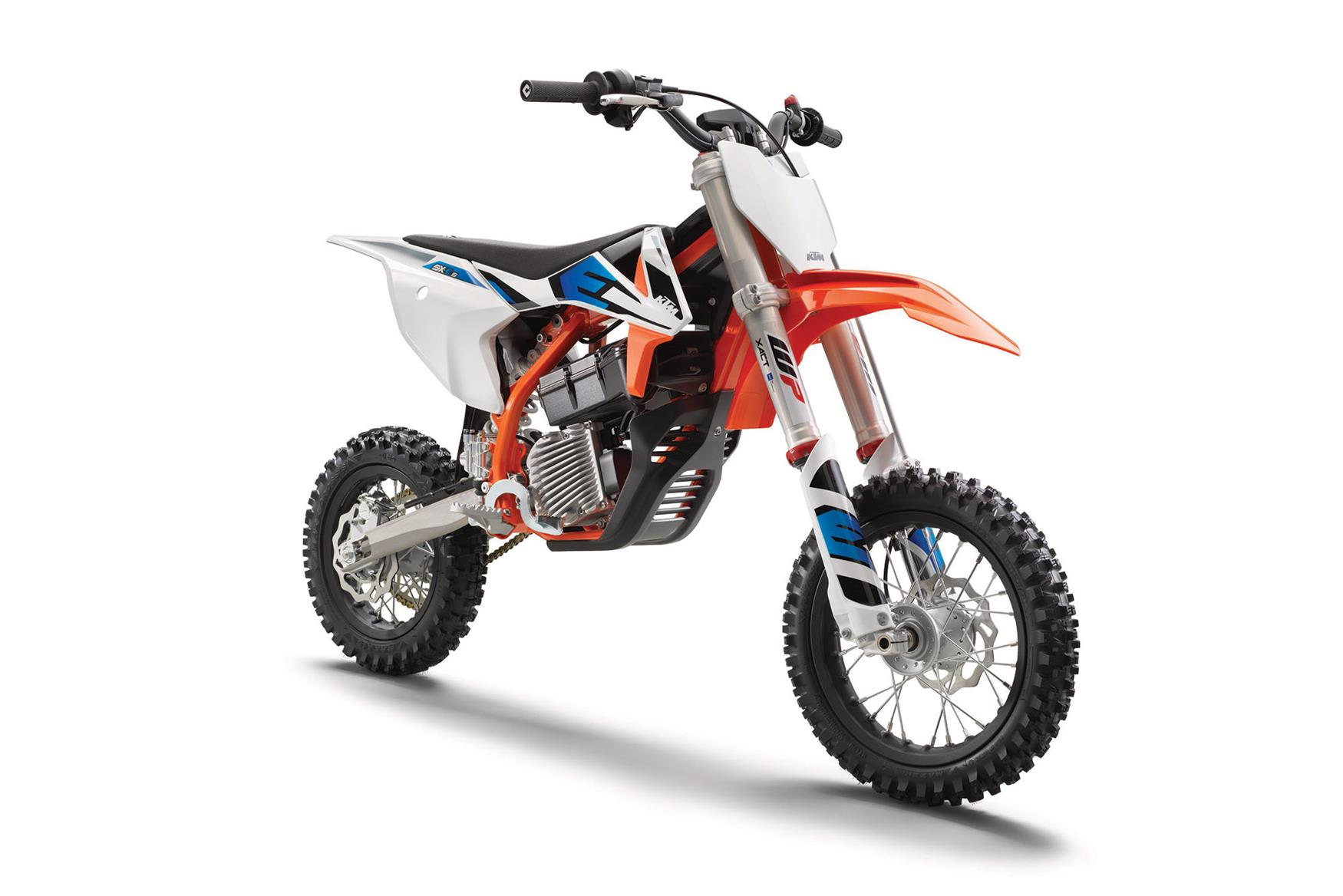KTM SX-E 5 electric mini bike