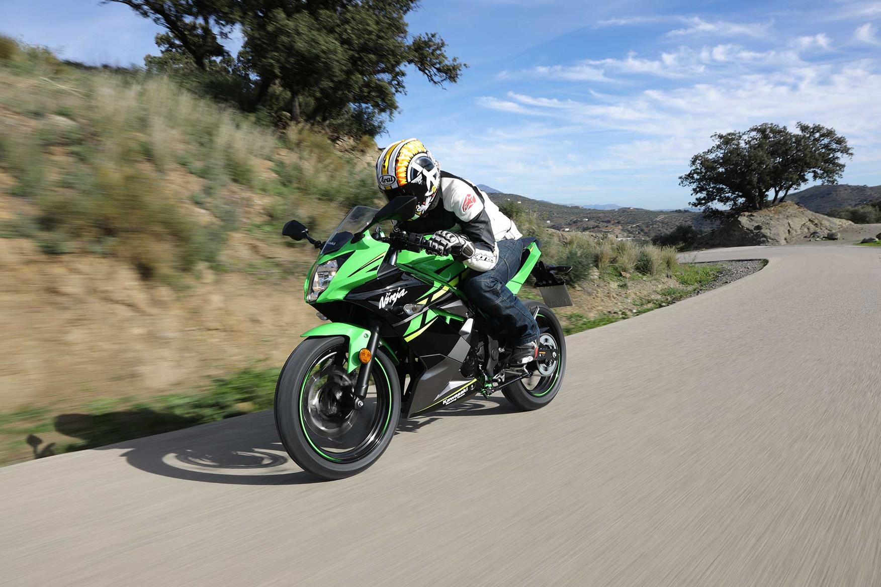 Kawasaki Ninja 125 2019 On Review
