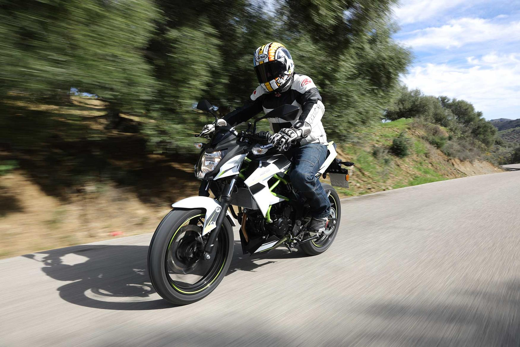 Kawasaki Z125 2019 On Review