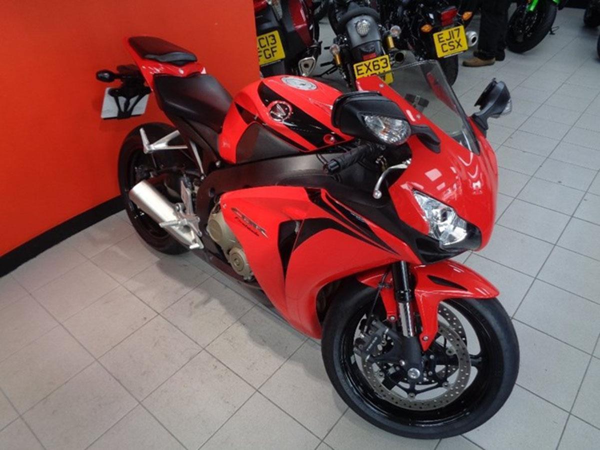 2009 Honda CBR1000RR Fireblade