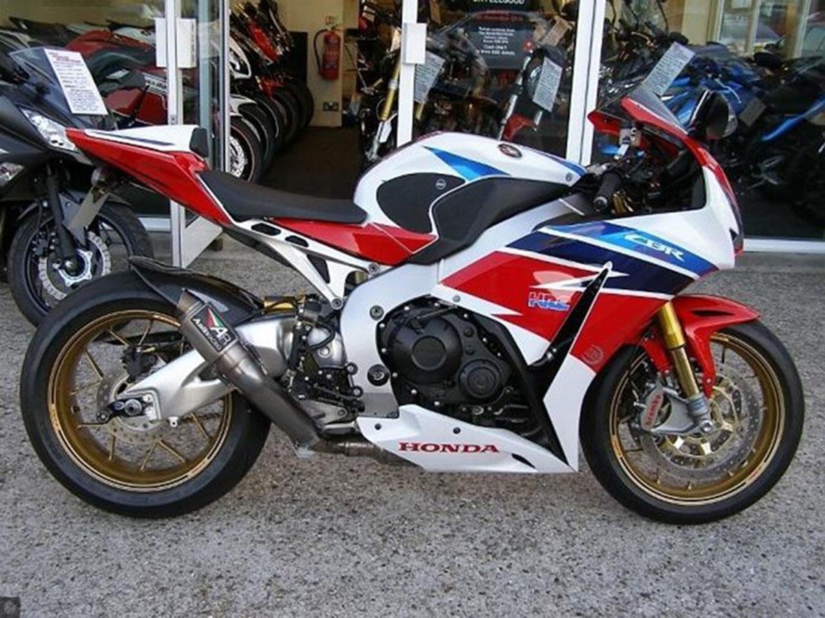 2014 Honda CBR1000RR Fireblade SP