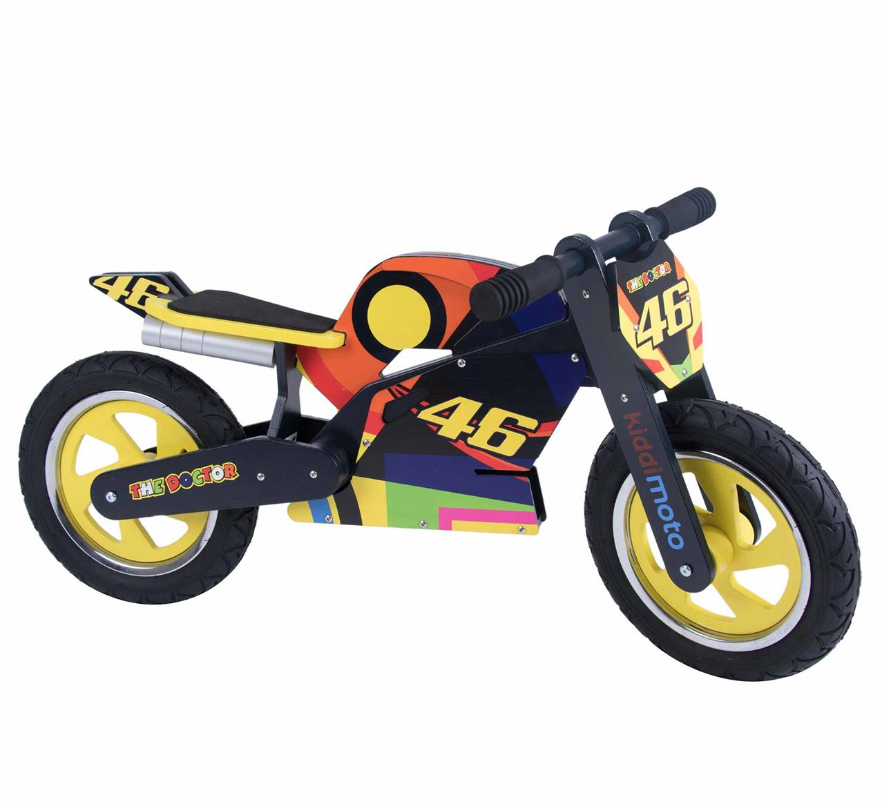 The Valentino Rossi balance bike