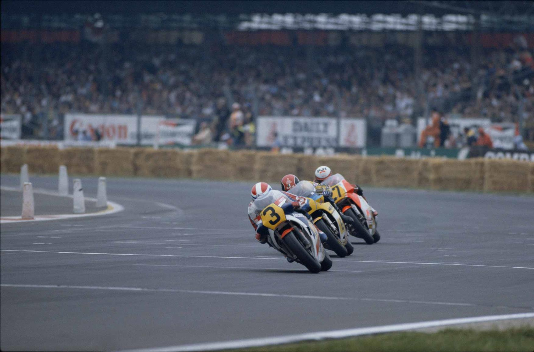 The 1983 British Grand Prix