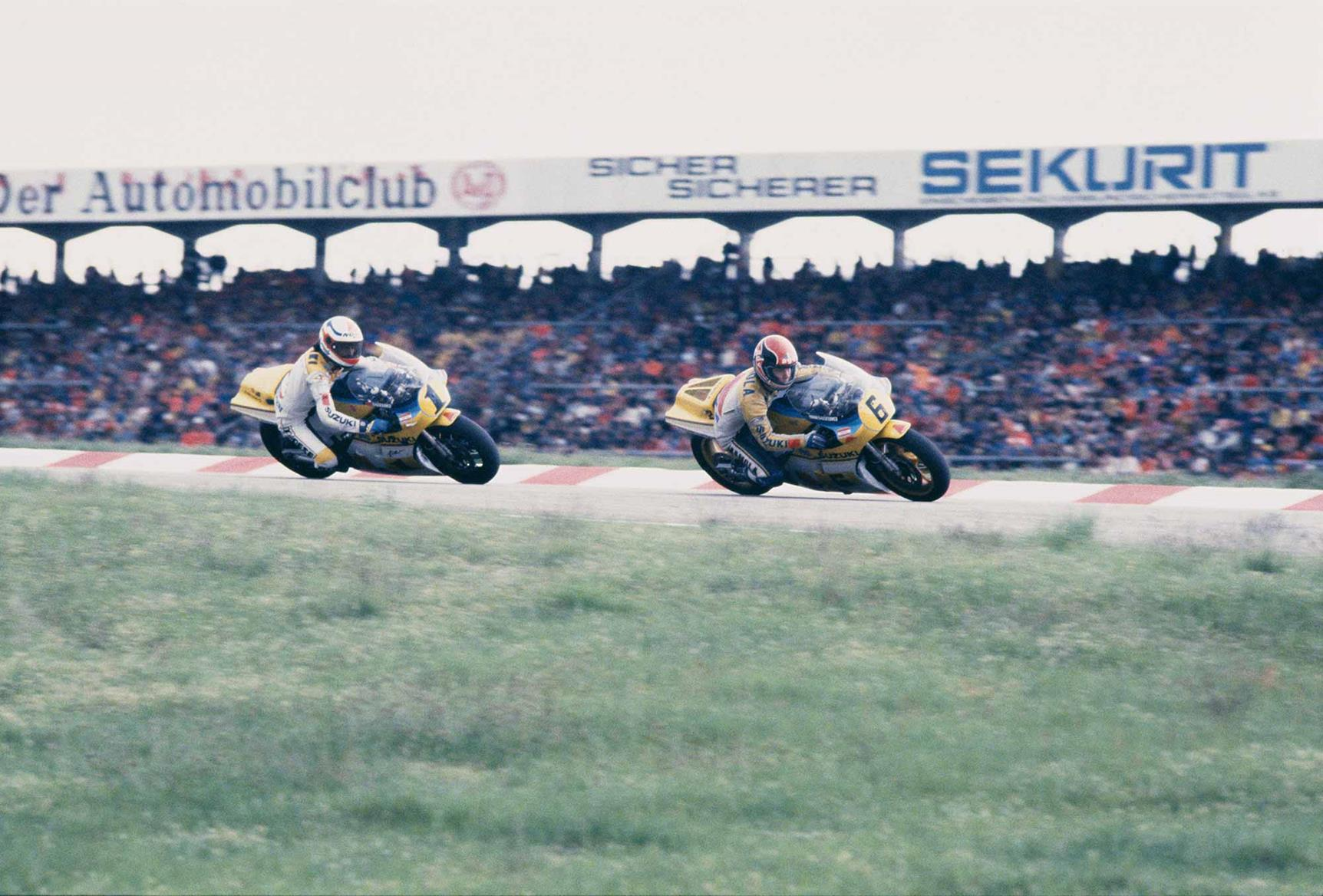 The 1983 West German Grand Prix