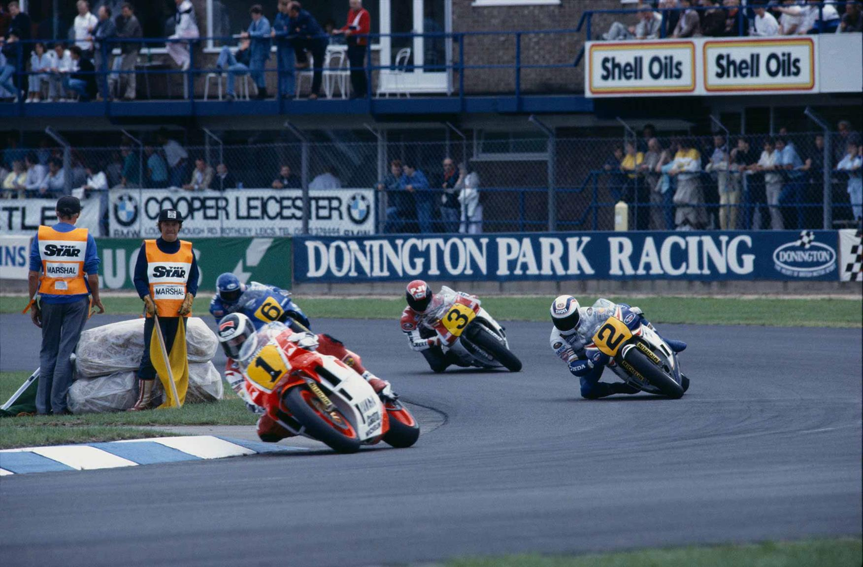 The 1987 British Grand Prix